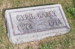 Cyril Carey