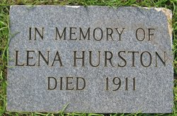 Lena Hurston