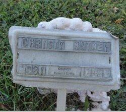 Christy Matney