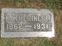 Catherine R <I>Frey</I> Kinley
