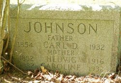 Caroline Johnson