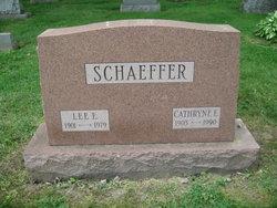 Lee E. Schaeffer