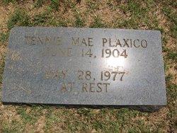 Tennie Mae <I>Ford</I> Plaxico