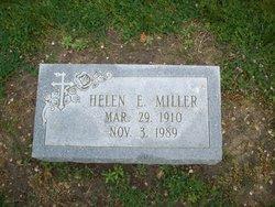 Helen E <I>Baker</I> Miller