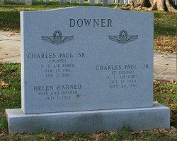 LTC Charles Paul Downer, Jr