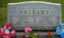 Milton D Faidley