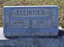 Arvard L Ellinger