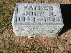 John R Burgess