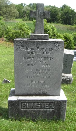 Mary Bumster