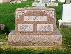 Elwood Woodrow Knecht