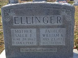 Sallie E Ellinger