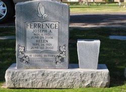Joseph Andrew Ferrence, Sr