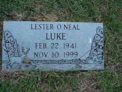 Lester O'Neal Luke