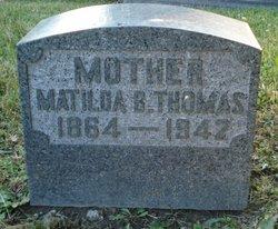 Matilda B. Thomas