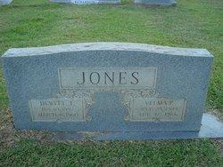 Dewitt T. Jones