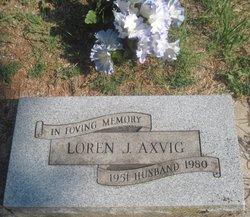 Loren James Axvig
