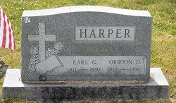 """Oksoon D """"Dottie"""" Harper"""