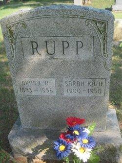 Brady Hiram Rupp