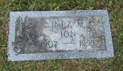 Inez May <I>Smith</I> Bundy-Ion