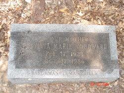 Sylvia Marie <I>Woodward</I> Giles