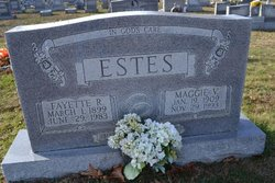 Fayette R Estes