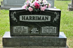 Carl E Harriman