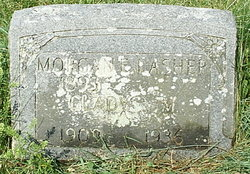 Gladys M <I>Turner</I> Lasher