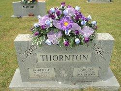 Carolyn Jean <I>Glidewell</I> Thornton