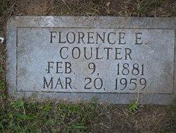 Florence Elizabeth Coulter