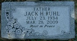 Jack H Ruhl