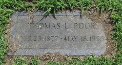 Thomas Lloyd Poor