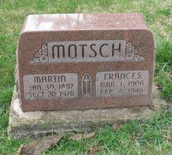 Martin Fred Motsch