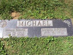 Donald Hoover Michael
