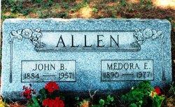 Medora Eva <I>Clay</I> Allen