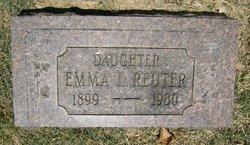 Emma L Reuter