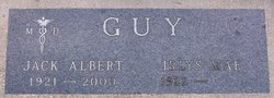 Jack Albert Guy
