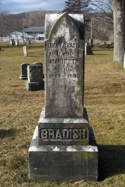 Albert Bradish