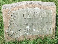 James F Cannon