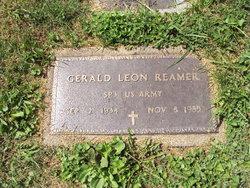 "Gerald Leon ""Jerry"" Reamer"