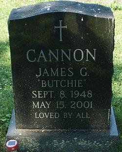 """James G """"Butchie"""" Cannon"""