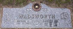Kathleen Ann <I>Haase</I> Wadsworth