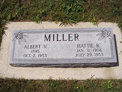 Hattie Belle <I>Hoy</I> Miller