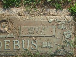 Ethel M. Phoebus