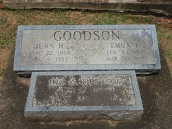 Ida A <I>Goodson</I> Benton