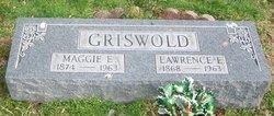 """Margaret Estelle """"Maggie"""" <I>Paulley</I> Griswold"""