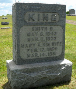 Mary A <I>Putman</I> King