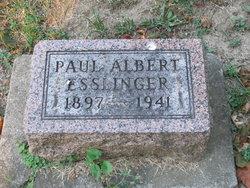 Paul Albert Esslinger