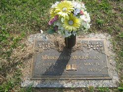 Margaret <I>Moore</I> Ozburn