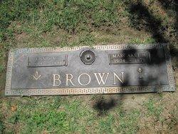 Margaret <I>Hawks</I> Brown