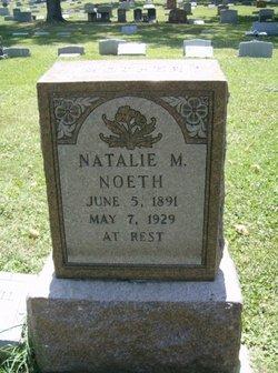 Natalie M <I>Henenberg</I> Noeth